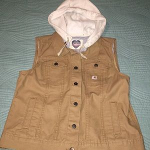 NWOT womens Carhartt vest